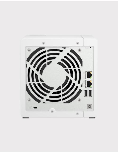 Synology DS418 NAS Server IRONWOLF 16TB (4x4TB)