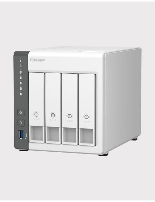 Synology DS418 NAS Server IRONWOLF 48TB (4x12TB)