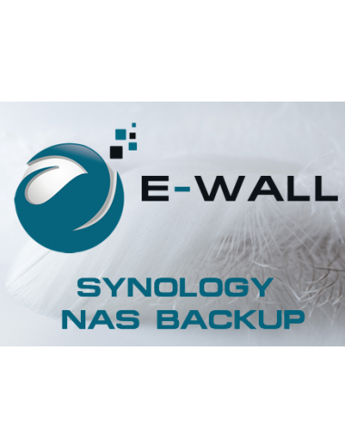 E-WALL SYNOLOGY Backup Serveur NAS