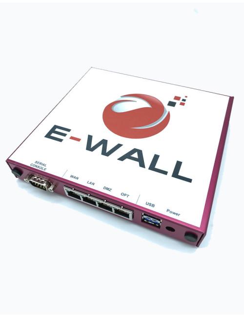 E-WALL SYNOLOGY Server NAS - Backup 400 GB - 1 year