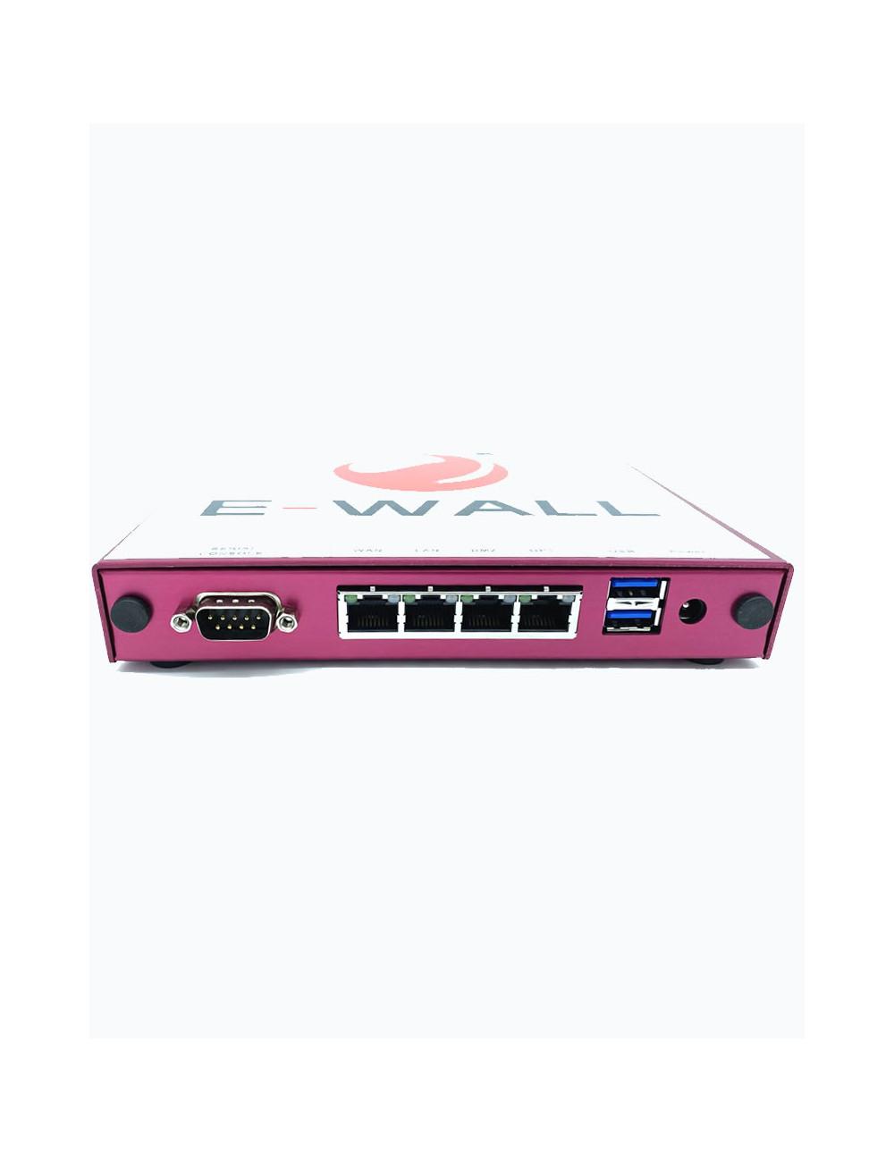 E-WALL SYNOLOGY Serveur NAS - Sauvegarde 500 Go - 1 an