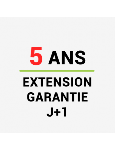 5-year warranty extension NBD