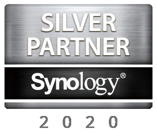 SILVER Partner - SYNOLOGY 2020
