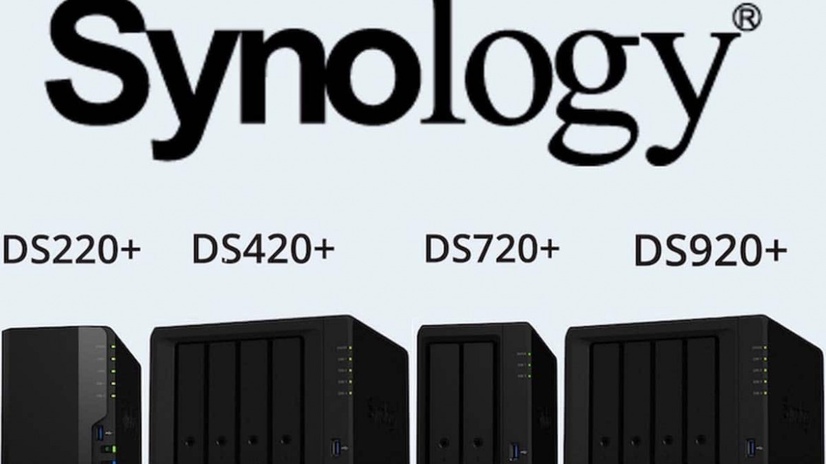The new SYNOLOGY DS220+ and DS920+ are available ...